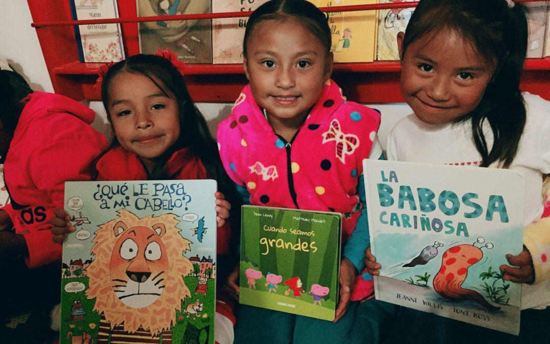 Nueva biblioteca en el estado de Oaxaca