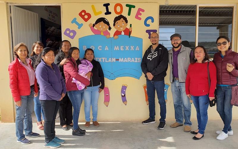 Été studieux pour l'équipe de la Fondation Mexxa